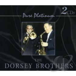 Dorsey Brothers - Pure Platinum CD Cover Art
