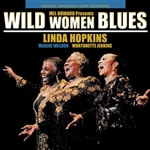 Hopkins, Linda - Wild Women Blues CD Cover Art