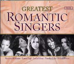 Greatest Romantic Singers Cd Album