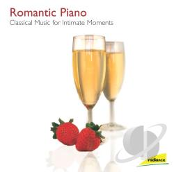 Romantic Piano: Classical Music for Intimate Moments CD Cover Art