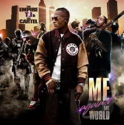 T.I. - Me Against the World CD Cover Art