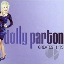 Parton, Dolly - Greatest Hits CD Cover Art