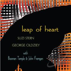 Suzi Stern & George Oldziey - Leap Of Heart CD Cover Art