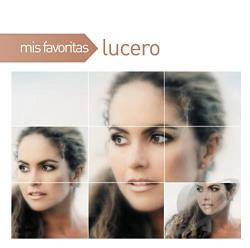 Lucero - Mis Favoritas CD Cover Art