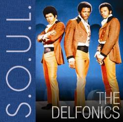 Delfonics - S.O.U.L. CD Cover Art