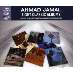 Jamal, Ahmad - Eight Classic Albums CD Cover Art