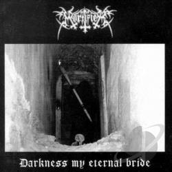 Mortifier - Darkness My Eternal Bride CD Cover Art