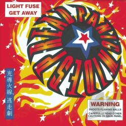 Widespread Panic - Light Fuse, Get Away CD Cover Art