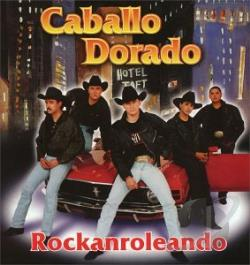 Caballo Dorado - Rockanroleando CD Cover Art