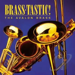 Avalon Brass - Brass Tastic! CD Cover Art