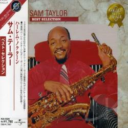Sam Taylor (Saxophone) - Best Selection CD Cover Art