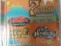 Mix Recuer-2 CD Cover Art