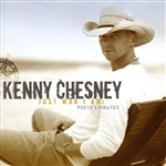 Chesney, Kenny - Just Who I Am: Poets & Pirates CD Cover A