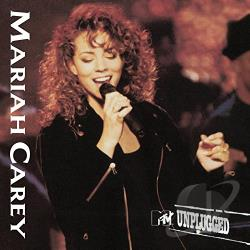 Carey, Mariah - MTV Unplugged CD Cover Art