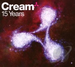 Cream: 15 Years CD Cover Art