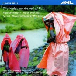 Bbc So & Martyn Brabbins - Judith Weir: The Welcome Arrival of Rain CD Cover Art