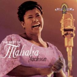 Jackson, Mahalia - Best Of Mahalia Jackson CD Cover Art