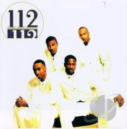112 - 112 CD Cover Art