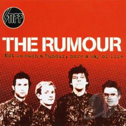 Rumour - Not Just a Rumour, More a Way of Life CD Cover Art