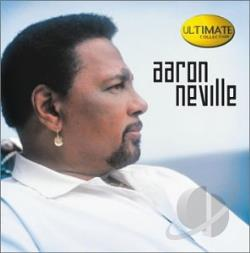 Neville, Aaron - Ultimate Collection CD Cover Art