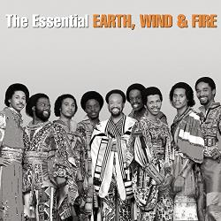 Earth, Wind & Fire - Essential Earth, Wind & Fire CD Cover Art