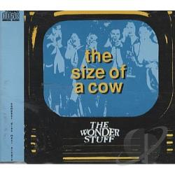 Wonderstuff - Size Of A Cow CD Cover Art