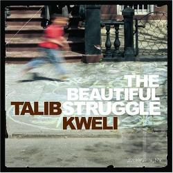 Kweli, Talib - Beautiful Struggle CD Cover Art