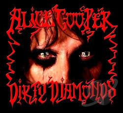 Cooper, Alice - Dirty Diamonds CD Cover Art