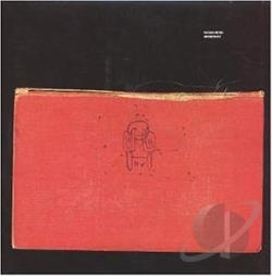 Radiohead - Amnesiac LP Cover Art