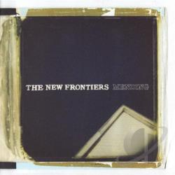 New Frontiers - Mending CD Cover Art
