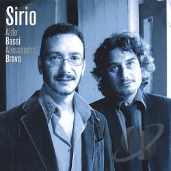 Bassi / Bravo - Sirio CD Cover Art