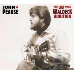 Pearse, John - Lost 1966 Waldeck Audition CD Cover Art