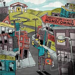Sandoe, Christopher - Homecoming CD Cover Art
