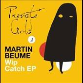 Beume, Martin - Wip Catch LP Cover Art