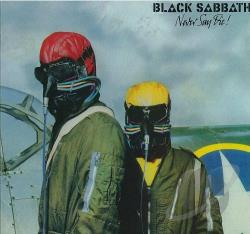Black Sabbath - Never Say Die! CD Cover Art