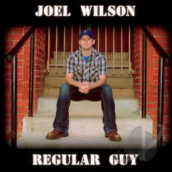 Wilson, Joel - Regular Guy CD Cover Art