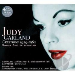 Garland, Judy - Creations 1929-1962 CD Cover Art