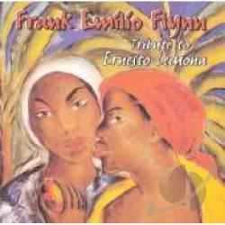 Flynn, Frank Emilio - Tribute To Ernesto Lecuona CD Cover Art