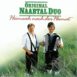 Original Naabtal Duo - Heimweh Nach Der Heimat CD Cover Art