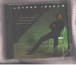 Ingram, Luther - Luther Ingram CD Cover Art