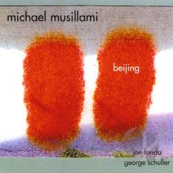 Michael Musillami Trio - Beijing CD Cover Art