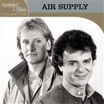 Air Supply - Platinum & Gold Collection CD Cover Art