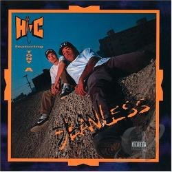Hi C - Skanless CD Cover Art
