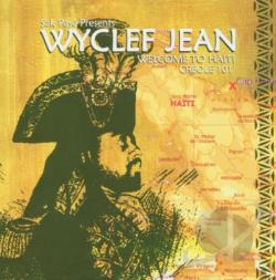 Jean, Wyclef - Welcome to Haiti: Creole 101 CD Cover Art