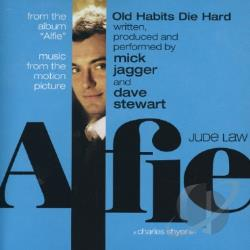 Jagger, Mick / Stewart, Dave - Old Habits Die Hard Pt. DS Cover Art