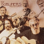 Dubliners - Milestones CD Cover Art