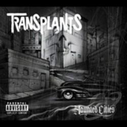 Transplants - Haunted Cities CD Cover Art
