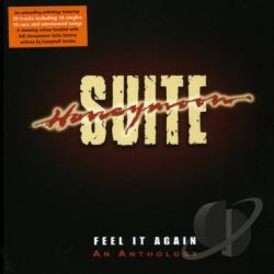 Honeymoon Suite - Feel It Again: An Anthology CD Cover Art