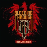Bleeding Through - Declaration CD Cover Art