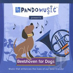 Pandomusic - Pando Music: Beethoven For Dogs/Various CD Cover Art